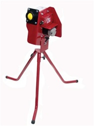 Bulldog Baseball Softball Combo Pitching Machine