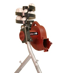 Heater Jr Baseball Pitching Machine & Batting Cage