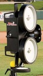Bulldog Elite Softball Pitching Machine