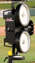 2020 Bulldog Elite Softball Pitching Machine