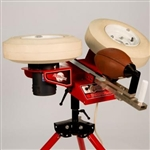 First Pitch Football Throwing Kicking Machine