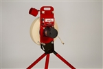 First Pitch Original Combo Baseball Softball Pitching Machine