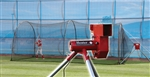 Heater Baseball Pitching Machine & Batting Cage