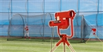 Heater Pro Baseball Pitching Machine & Batting Cage