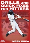 Baseball Drills and Quick Fixes for Hitters