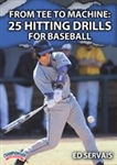 25 Proven Baseball Hitting Drills  DVD