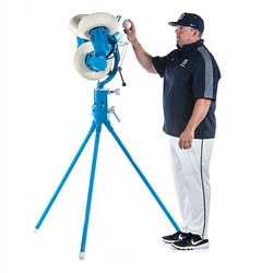Jugs BP3 (3) Wheel Baseball Pitching Machine