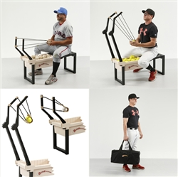 Sling Pitcher Pitching Machine