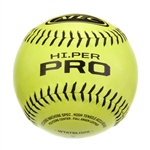 Atec Hi.Per Pro Leather Pitching Machine Softballs