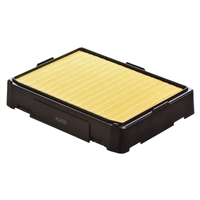13 72 1 337 080, 13 72 9 062 492, BMW Air Filter, LX56, bmw motorcycle air filter, air filter for bmw airhead, air filter for airheads, R45, R65, R80, R100, bmw motorcycle filter, 13721337080, 13729062492, 12-94110, air filter, mann
