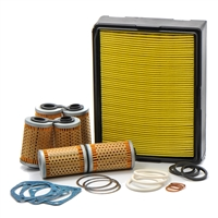 Maintenance Filter Kit for BMW Airheads With Oil Cooler / 13 72 1 337 080, 11 42 1 337 575 / EnDuraLast