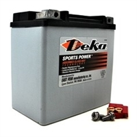 Deka battery; ETX14 battery; BMW Oilhead battery; BMW R battery; BMW K Battery; BMW R Oilheads; K1200; K1300; F650; F800