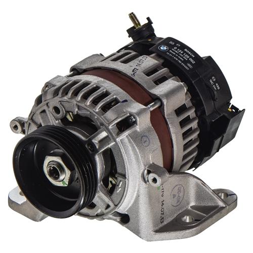 part #: bmw-alt4907 bosch premium quality alternator - 55 amp