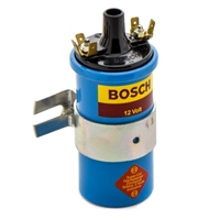 00012, bosch coil 00012, Bosch 12 volt ignition coil, Bosch 12 volt / 3.3 ohm ignition coil, bosch 3.3 ohm ignition coil, BOSCH 12 volt super coil, Bosch 12v ignition coil, Moto guzzi ignition coil, 12 volt ignition system coil