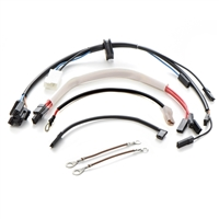 Alternator Wire Harness - BMW R100 Airhead. Manufactured in Germany.  Plug and Play replacement alternator wiring harness.