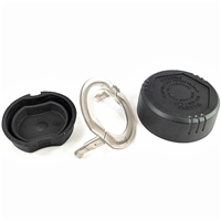 Front Brake Reservoir Cap Kit - BMW F Bike, Hexhead, K Bike Models; 32 72 7 723 459 / BMW
