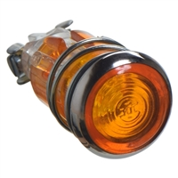 Turn Signal Light Bulb Holder, Orange - BMW R Airhead /5's ; 63 12 1 356 986 / EnDuraLast