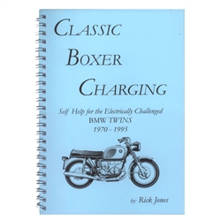 Classic BMW Boxer Charging by Rick Jones, Airhead Charging, Airhead Alternator, How To