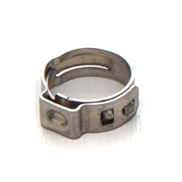 Crimp Hose Clamp 9mm / 11mm - Single Use; 16 11 2 313 574, 16 13 1 379 229  / EnDuraLast