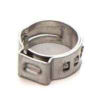 Crimp Hose Clamp 11mm / 13mm - Single Use / EnDuraLast