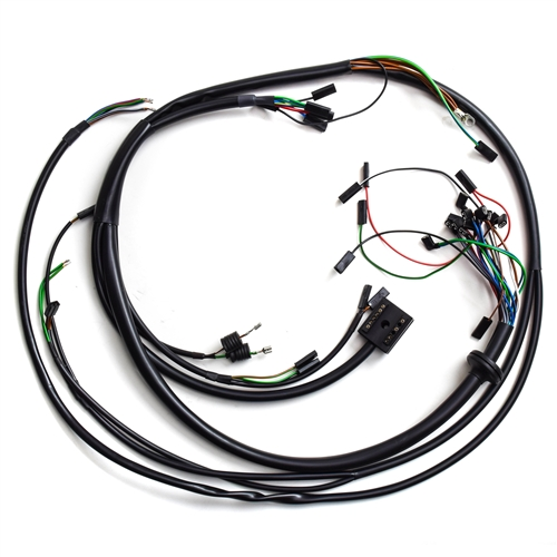 Chassis Wiring Harness - BMW R Airhead R60, R75, R90/6 & R90S 73-76' ; 61  11 1 358 178 / EnDuraLast Fits All /6's.   Bmw Ignition Control Module Wiring Harness      Euro MotoElectrics