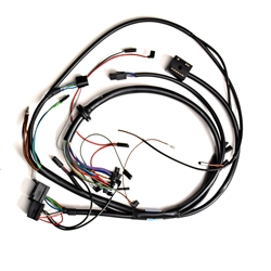 61 11 1 244 222,61111244111,bmw harness, bmw r100 harness,r100 wiring harness, bmw airhead wiring harness, bmw airhead wiring chassis,airhead chassis, bmw airhead chassis