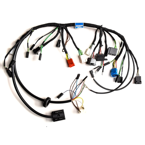bmw r65 wiring diagram chassis wire harness bmw r 65 and r80 early models   61 11 1 244  chassis wire harness bmw r 65 and r80