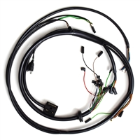 BMW Airhead Wiring Connectors Harnesses Wire Battery Cables