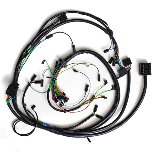 chassis wire harness - bmw r airhead r60, r80 (tic), r100rs & rt ; 61 11 1  243 522, 61 11 1 243 521 / enduralast  euro motoelectrics