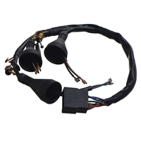 Dashboard Harness - BMW R Airhead R65RT, R80RT and R100RS/RT;  61 12 1 243 237 / EnDuraLast