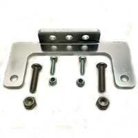Dyna-CoilDCB-1 Dyna coil mounting bracket. BMW, Moto Guzzi, and others. mount Dyna ignition coils