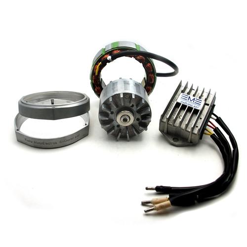 450w Charging System Kit (32 Amps) 107mm Stator - BMW R Airhead / EnDuraLast