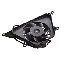 17 11 7 720 095,17117720095,K1300GT fan assembly,K1600 Bagger fan assembly,K1600GT fan assembly,K1600GTL fan assembly,K1300GT fan,K1600 Bagger fan,K1600GT fan,K1600GTL fan