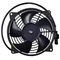 17 42 7 725 070, 17427725070, C600 Radiator Fan, C650 Radiator Fan, BMW C600 Radiator Fan, BMW C650 Radiator Fan, Fan, Radiator, Cooling, Scooter Fan, Scooter Cooling,