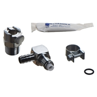 Quick Disconnect Fuel Hose Coupling Kit, R1200GSW, BMW R1200GSW,RTW,RW,RSW, S1000R,RR,XR  ,CPC
