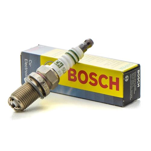 Bosch Fr6ddc Dual Electrode Bmw Oilhead Spark Plug For Single Plugged Applications 12 12 1 342 125 Bosch