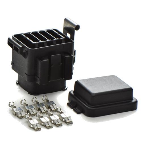 bmw fuse holder 61 13 1 382 196 / enduralast  euro motoelectrics