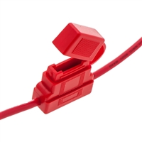 Red Fuse Wire Holder / EnDuraLast