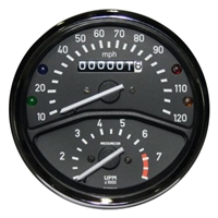 BMW R Airhead Speedometer and Tachometer (Rev Counter) Cables