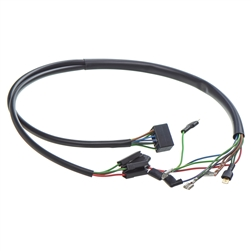 61 12 1 243 071,61121243071,R60 Hazard warning switch harness,R75 Hazard warning switch harness,R80 Hazard warning switch harness,R90 Hazard warning switch harness,R100 Hazard warning switch harness,R60 Hazard switch harness,R75 Hazard switch harness,R80