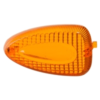 Amber Lens BMW F, G and K Bike, Hexhead, Oilhead; 63 13 7 667 767 / BMW