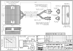 ducati regulator wiring diagram ducati energia voltage regulator rectifier combination for moto  ducati energia voltage regulator