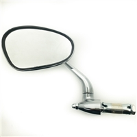 Mirror Left Mounted on Handlebar End / BUMM