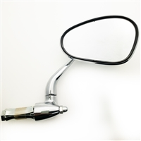 Mirror Right Mounted on Handlebar End / BUMM