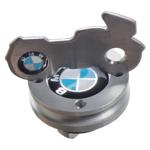 Oil Filler Cap - Lockable, BMW Oilhead