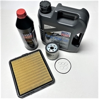 BMW K1, K75, C, RT, S, K100, LT, RS, RT, Maintenance Kit - Includes 3 Oil Filters 11 42 1 460 845, 3 Crush Washers 07 11 9 963 300, 1 Air Filter 13 72 1 460 337, and 1 Oil Filter Removal Wrench 83 30 0 495 448, Orings 11 13 1 460 425 x 3 Mahle OEM