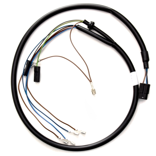 tail light wire harness bmw r airhead r45 r65 r80 r100 from 09 80 rh euromotoelectrics com