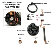 Valeo starter tune up kit, Valeo starter tune-up kit, Valeo starter, D6RA starter tune up kit, D6ra tune up, valeo starter tune up, D6RA replacement parts, D6RA maintenance, 12 41 1 244 611, 12411244611, D6ra bushings, 12 41 1 244 684, 12411244684, d6ra b