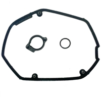 11 12 8 542 058,11128542058,R1200GSW right valve cover gasket,R1200GSW ADV right valve cover gasket, R1200R 15 right valve cover gasket, R1200RS right valve cover gasket, R1200RTW right valve cover gasket