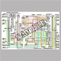 Swell Diagnose Repair Your Electrical System Laminated Detailed Diagrams Wiring Database Gramgelartorg